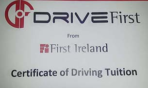 Driving lessons Dublin car insurance